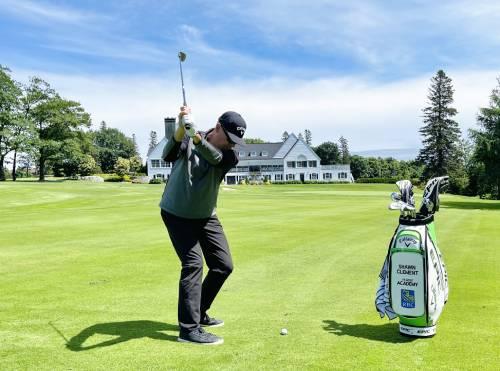 learn to the true fondamental golf