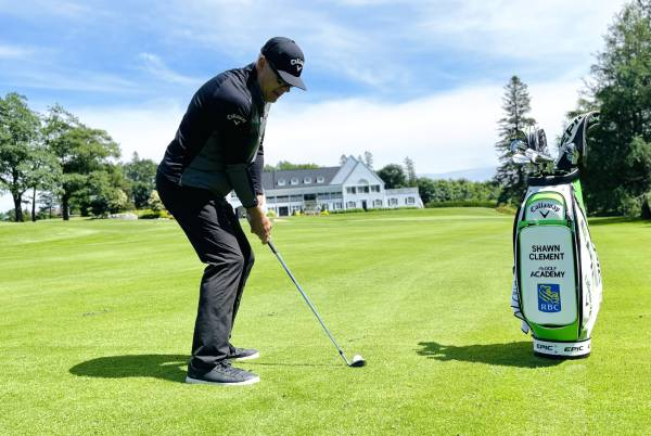 Premium Golf Lesson Series with Shawn Clement